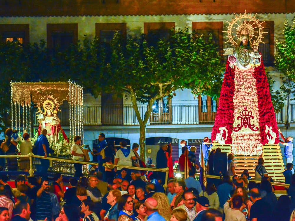 Torrejón de Ardoz suspende sus Fiestas Patronales de octubre manteniendo solo la ofrenda floral