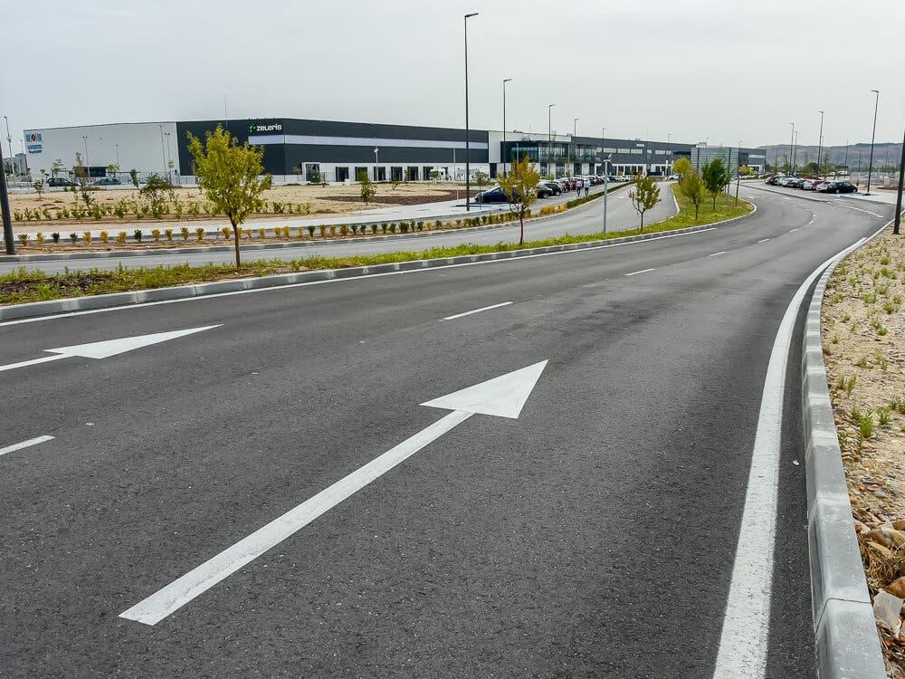 Torrejón de Ardoz finaliza las obras de la primera fase de la Ronda Sur