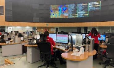 Las tormentas dejan 237 incidentes durante la noche en la Comunidad de Madrid