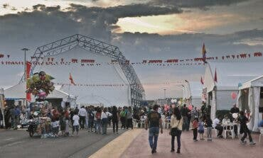 Rivas celebrará sus fiestas del 8 al 11 de septiembre