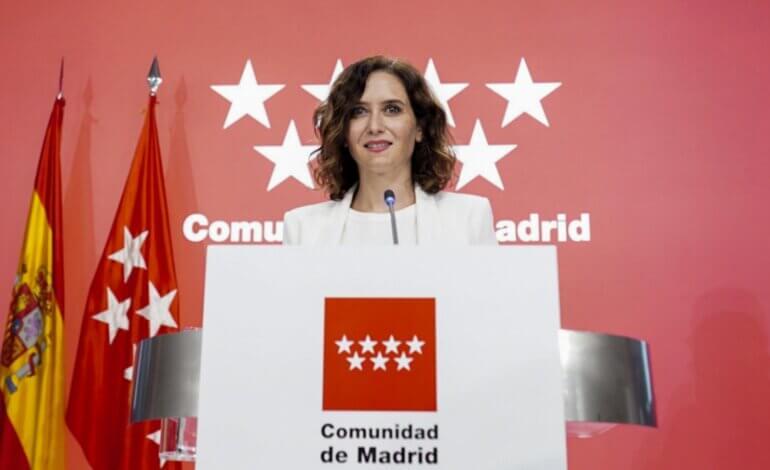 Madrid registra un crecimiento del PIB del 31,7% en el último año, 12 puntos por encima de la media