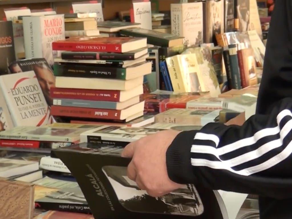 Regresa a Alcalá de Henares la Feria del Libro Antiguo y de Ocasión