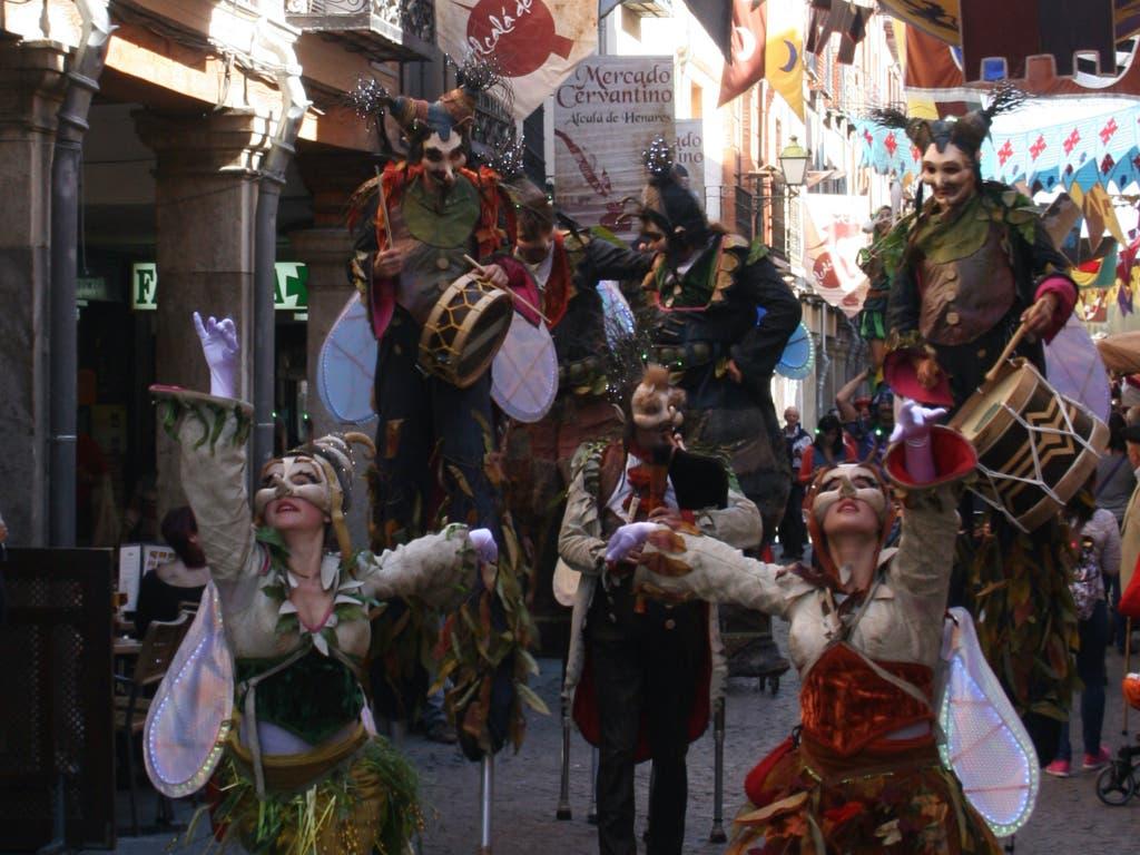 Alcalá de Henares tendrá Mercado Cervantino del 8 al 12 de octubre