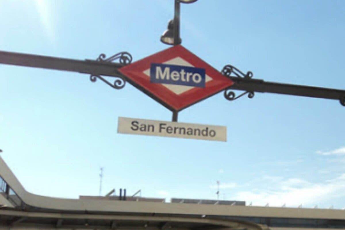 San Fernando de Henares reclama soluciones inmediatas sobre las viviendas afectadas por el Metro