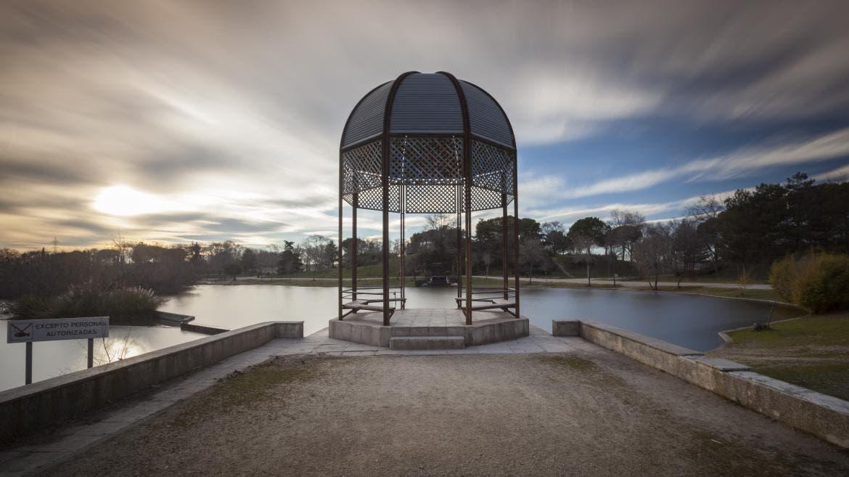 Hallan el cadáver de una mujer en el lago de Polvoranca de Leganés