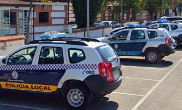 Un delincuente muy violento trae en jaque a la Policía en Azuqueca de Henares