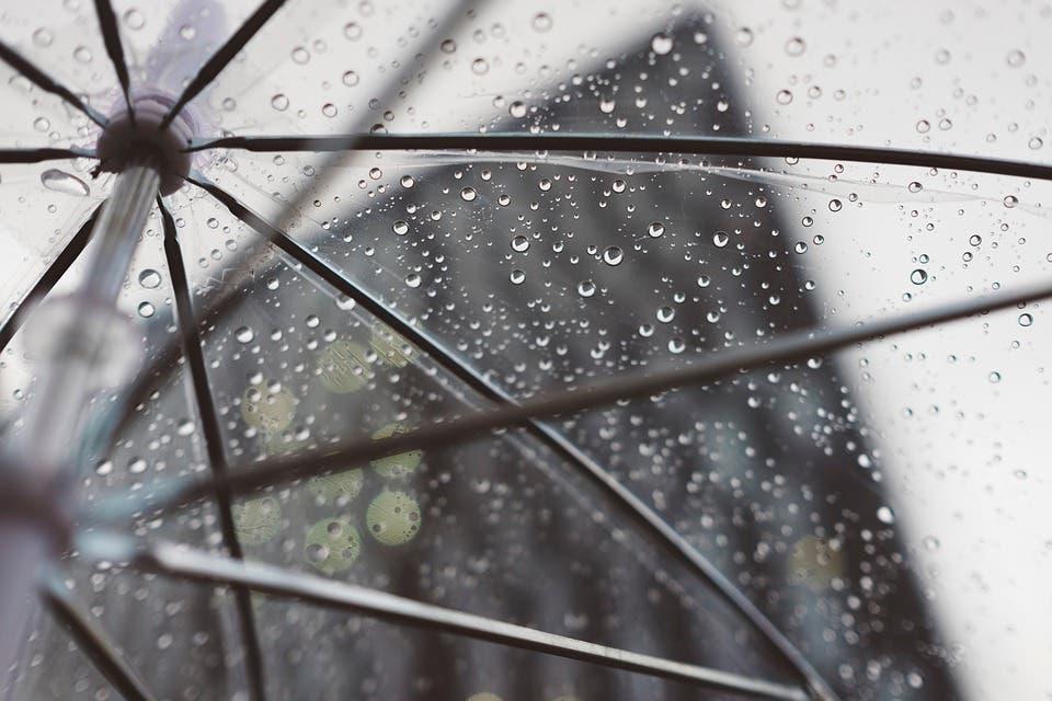 Aviso amarillo este martes en la Comunidad de Madrid por fuertes lluvias