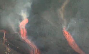 El volcán de La Palma sigue en fase explosiva tras arrasar 240 hectáreas