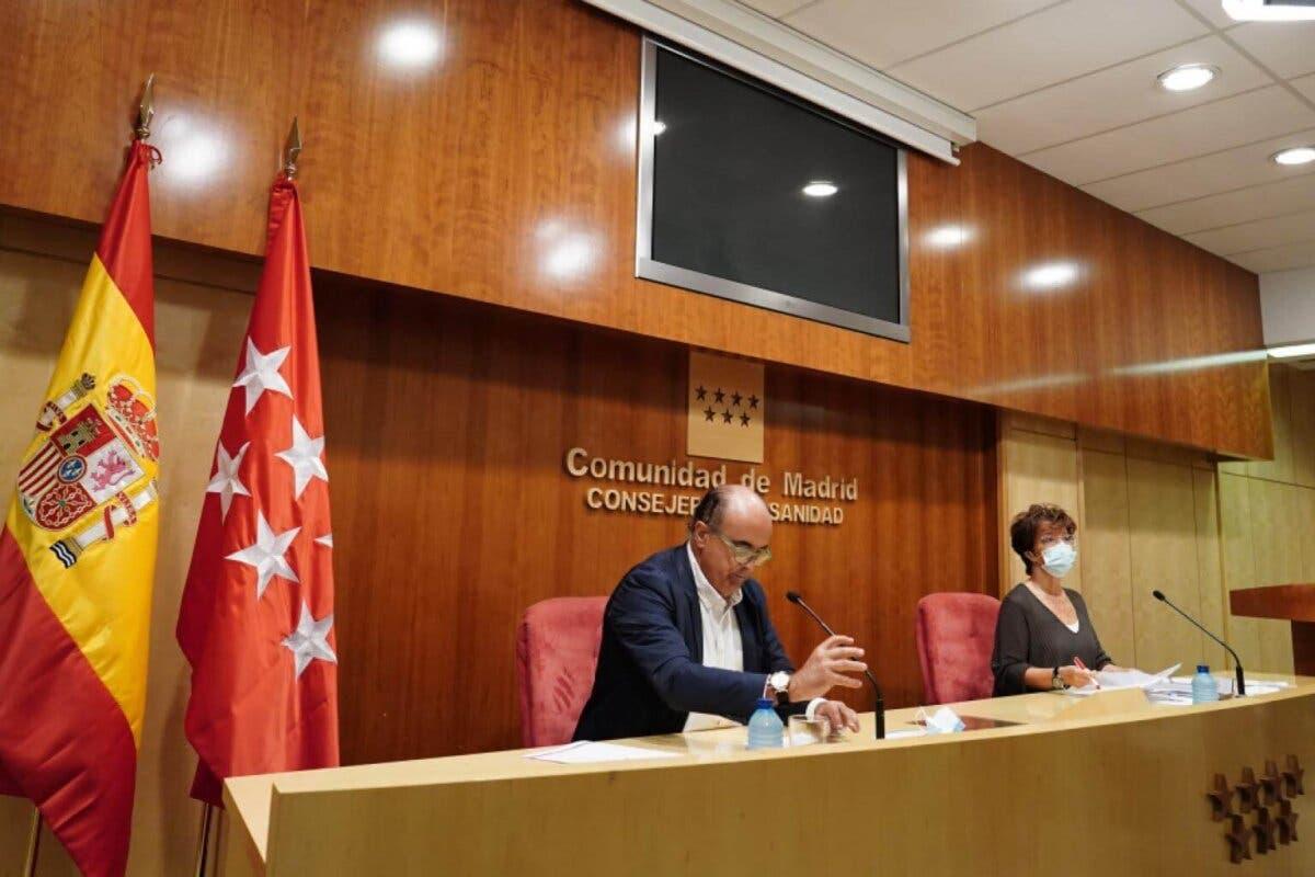 La Comunidad de Madrid trabaja para relajar restricciones a finales de mes