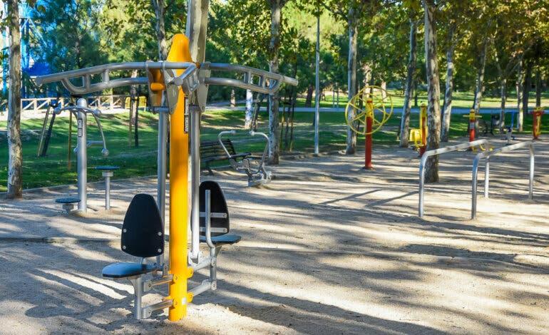 Torrejón de Ardoz abre tres nuevos gimnasios al aire libre con entrada gratuita