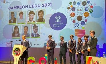 Tres jóvenes de Torrejón de Ardoz, campeones de la Liga Española de Debate Universitario
