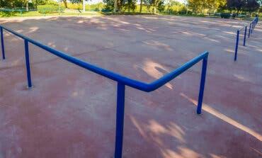 Torrejón de Ardoz reforma por completo la pista de patinaje del Parque Fresnos