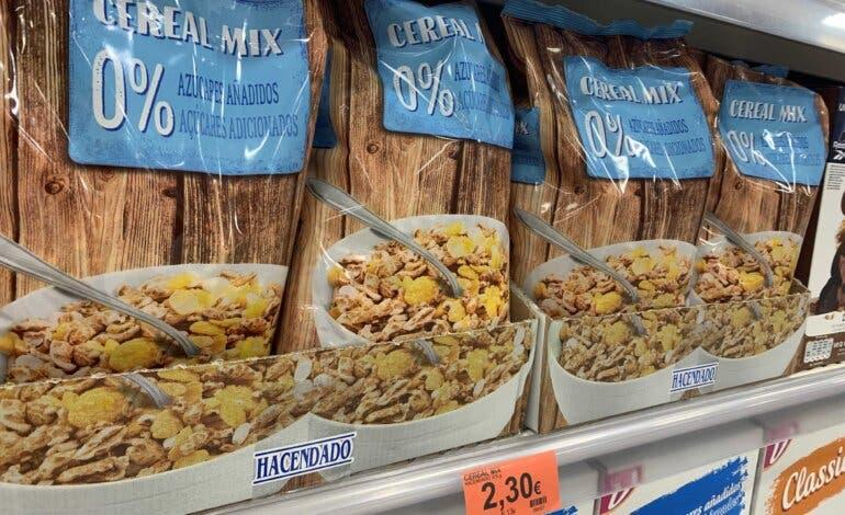 Los cereales que arrasan en Mercadona como una opción saludable sin azúcares añadidos