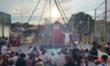 La Comunidad de Madrid llevó a Alcalá de Henares la Feria de la Fantasía