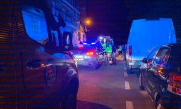 Un motorista de 48 años pierde un pie tras sufrir un accidente en Madrid